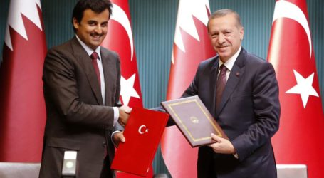 QATAR AND TURKEY BOOST STRATEGIC COOPERATION, INCLUDING MILITARY