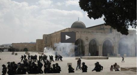 SOME 14,000 ISRAELIS RAIDED AL-AQSA MOSQUE IN 2014 : NGO