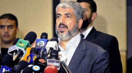 MESHAAL: 'WE WILL ACHIEVE HONOURABLE PRISONERS' SWAP'