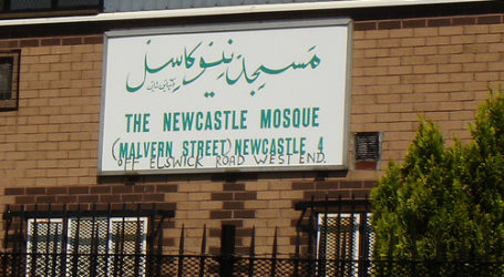AUSTRALIAN MUSLIM ATTACKED OUTSIDE NEWCASTLE MOSQUE
