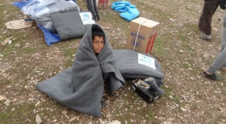 Four Syirian Refugees Died in the Freeze on Lebanon Border