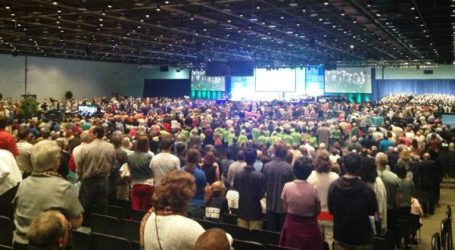 "PRESBYTERIAN CHURCH USA VOTED ON ERASING ""ISRAEL"" FROM PRAYERS"