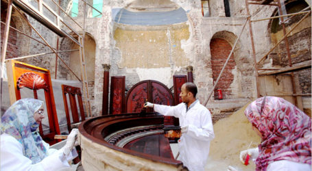 MUSLIMS RESTORE 15 BEAUTIFUL SYNAGOGUES IN SEVEN COUNTRIES