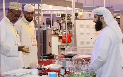 SHARJAH SHOW TO GIVE THRUST TO UAE'S HALAL MOVE