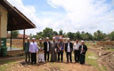 THAI MUSLIM SCHOLARS VISIT AL-FATAH ISLAMIC BOARDING SCHOOL IN LAMPUNG