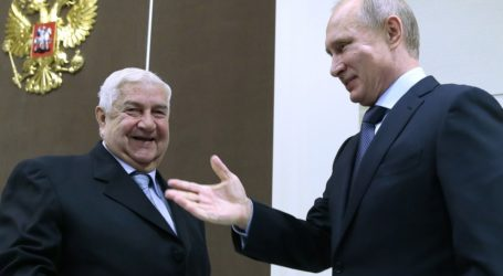 SYRIAN REGIME READY FOR PEACE TALKS IN MOSCOW