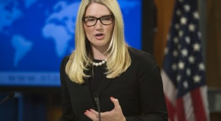 U.S.: PALESTINIAN STATE WILL ONLY COME THROUGH TALKS
