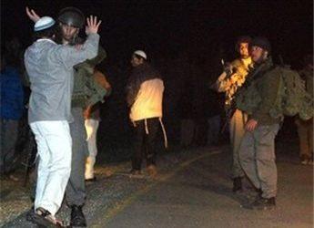 12-YEAR-OLD INJURED AFTER SETTLERS HURL ROCKS AT PALESTINIAN CAR