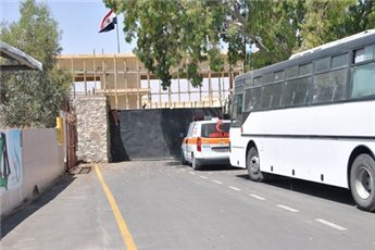 EGYPT TO OPEN RAFAH CROSSING FOR 3 DAYS