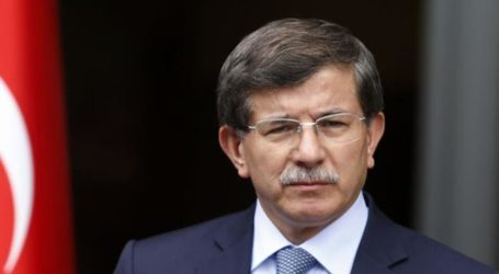 TURKEY PRIME MINISTER LIKENS NETANYAHU TO PARIS GUNMEN