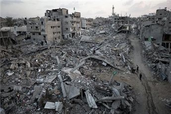ICC PROSECUTOR OPENS PROBE INTO WAR CRIMES AGAINST PALESTINIANS