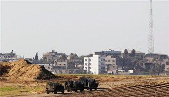ISRAELI FORCES SHOOT, INJURE PALESTINIAN IN GAZA
