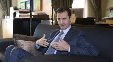 SYRIA PRESIDENT HOLDS WEST RESPONSIBLE FOR PARIS ATTACKS