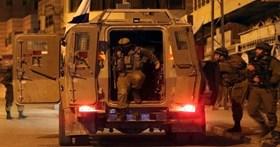 IOF RAIDS TOWNS IN JENIN, KIDNAPS THREE YOUNG MEN