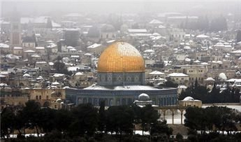 MUFTI WARNS OF PLANS TO REGISTER AQSA AS ISRAELI PROPERTY