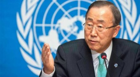 PALESTINE TO JOIN ICC ON APRIL 1: UN