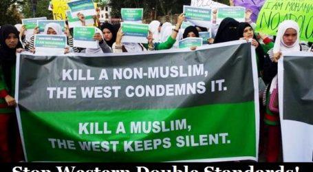 WESTERN ISLAMOPHOBIA THREATENS WORLD PEACE AND HARMONY
