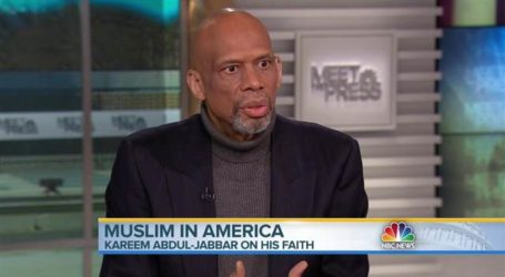 BASKETBALL LEGEND: ISLAM IS RELIGION OF PEACE