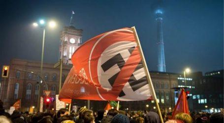 HUGE RALLY HELD IN GERMANY'S DRESDEN AGAINST ISLAMOPHOBIA