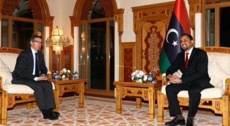 UN RENEWS CALL FOR RESUMPTION OF LIBYA PEACE TALKS