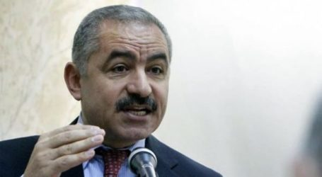 PALESTINIAN LEADER : GOING TO THE ICC MEANS THE END OF NEGOTIATIONS