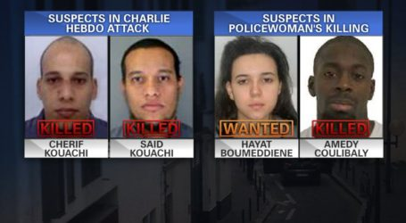 CHARLIE HEBDO: SUSPECTS DEAD AFTER HOSTAGE SHOOT-OUTS