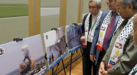 MALAYSIA-AL QUDS INSTITUTION PARTICIPATES IN GAZA RECONSTRUCTION CONFERENCE