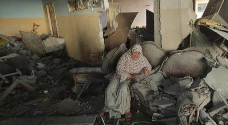 PALESTINIAN GOVT. COMMITEE HOLDS SERRY RESPONSIBLE FOR DELAYING GAZA RECONSTRUCTION
