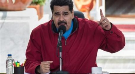 MADURO ACCUSES US OF USING OIL AS POLITICAL WEAPON