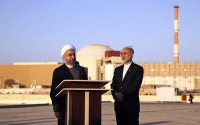 IRAN TO BUILD TWO MORE NUCLEAR PLANTS — ROUHANI