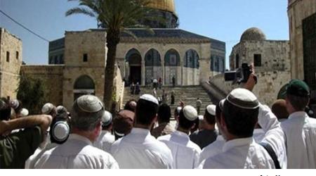 14.952 ISRAELIS BROKE INTO AL-AQSA MOSQUE IN 2014