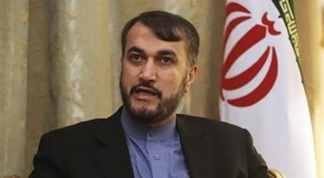 IRAN TO SPARE NO EFFORT TO SUPPORT PALESTINE: SENIOR OFFICIAL