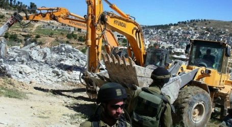 Israeli Forces Tighten Closure On The Town Of Yatta