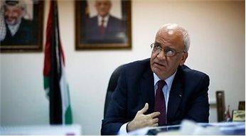 EREKAT: PALESTINIAN-ISRAELI RELATIONS AT POINT OF NO RETURN