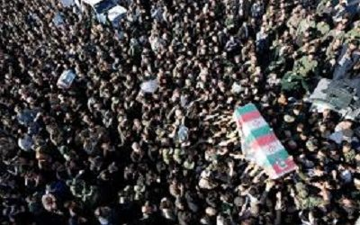 IRAN GUARD VOWS TO PUNISH ISRAEL FOR GENERAL KILLED IN SYRIA