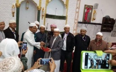 INDONESIA ULEMA CALLS FOR MUSLIM UNITY