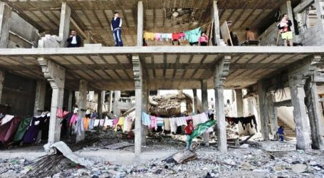 GAZANS AT BREAKING POINT FOLLOWING SUSPENSION OF UN AID