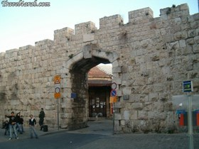 ISRAEL TO TURN PART OF OLD JERUSALEM INTO TOURISTIC ATTRACTION