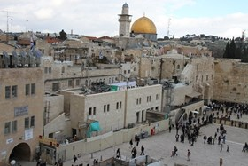 IOA TRANSFORMS ISLAMIC LANDMARKS IN JERUSALEM INTO PUBLIC BATHS