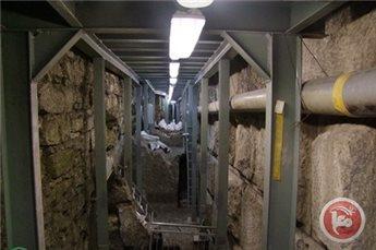 PLO: JEWISH ORGANIZATION TO START EXCAVATIONS UNDER AQSA MOSQUE