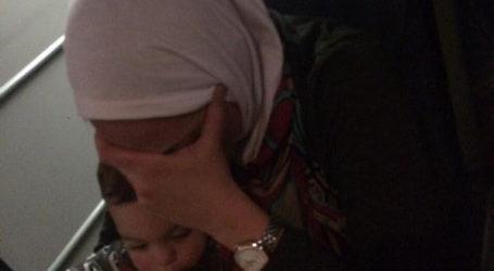 VEILED US MUSLIM WOMAN HARASSED ON FLIGHT