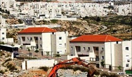 EU SLAMS ISRAELI PLAN TO EXPAND SETTLEMENTS