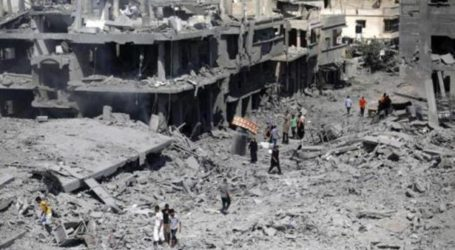 REBUILDING GAZA MAY TAKE 100 YEARS IF SIEGE CONTINUES: OXFAM