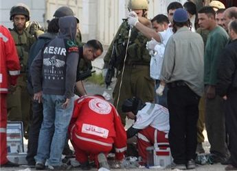 PALESTINIAN GIRL INJURED AFTER BEING HIT BY SETTLER VEHICLE IN SILWAN