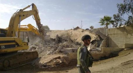 ISRAEL DEMOLISHES HOMES OF 1,177 PALESTINIANS IN 2014: UN