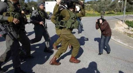 ARRESTS REPORTED DURING CLASHES IN JENIN, AL-KHALIL