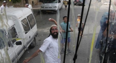 ISRAELI EXTREMIST SETTLERS TORCH W. JERUSALEM CHRISTIAN SCHOOL