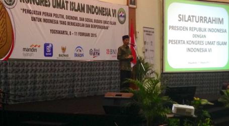 YOGYAKARTA TREATISE CALLS FOR INDONESIAN MUSLIMS UNITY