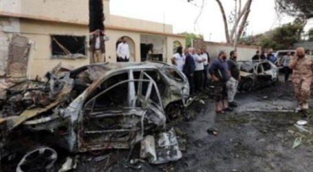 TRIPLE BOMB BLASTS KILL 45 IN EASTERN LIBYA