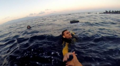 ITALIAN AUTHORITIES SAVE 700 ILLEGAL MIGRANTS FLEEING LIBYA